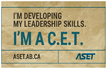 ASET - Association Of Science & Engineering Technology Professionals Of Alberta